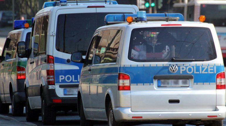 Döner Polizei Raub